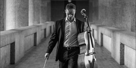 Lunchtime concert: Ben Tarlton (cello) plays Crumb, Saariaho and Britten tickets
