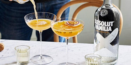 Absolut Vanilia Cocktail Masterclass - FREE tickets