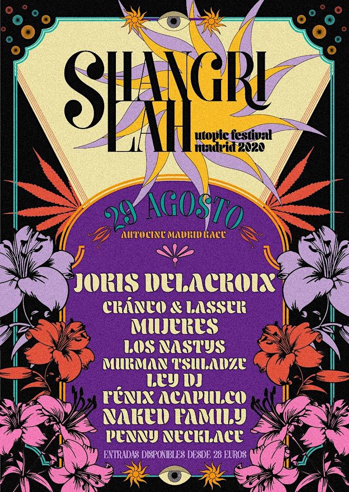 Imagen de Shangri Lah Festival
