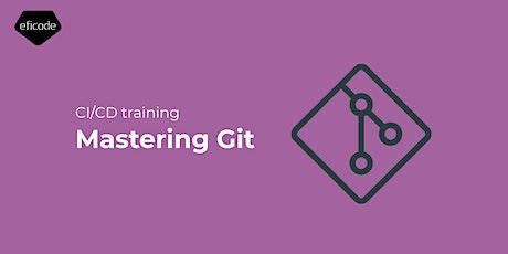 Mastering Git tickets