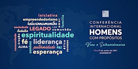 Conferência Internacional Homens com Propósitos ingressos