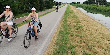 I Canali di Padova in bici biglietti