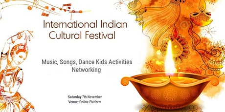 Indian Cultural Festival tickets