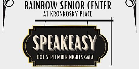 Hot September Nights Speakeasy Gala! tickets