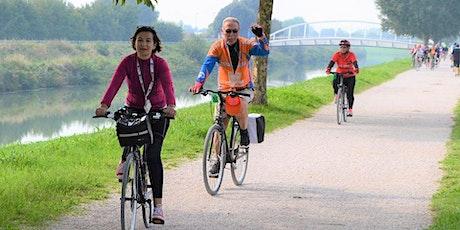 Anello fluviale di Padova in bici biglietti