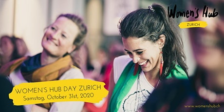 WOMEN'S HUB DAY ZURICH October 31st 2020 tickets