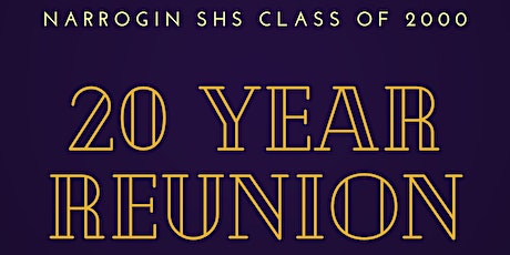 Ngn SHS Class of 2000 Twenty Year Reunion tickets