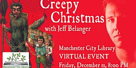 Creepy Christmas tickets