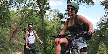 Vini vulcanici in mountain bike o EMTB biglietti