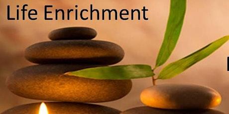 Life Enrichment Course tickets