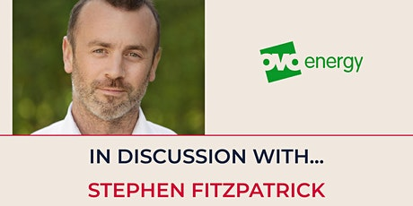 Alumni 100 - In Discussion with Stephen Fitzpatrick, OVO Energy tickets