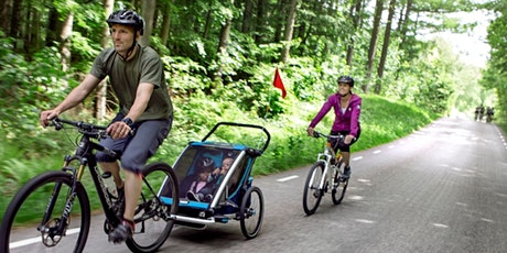 Tour in bici per famiglie biglietti