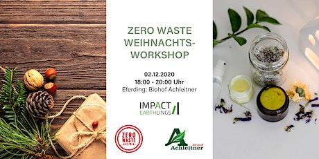 Workshop: Zero Waste Weihnachtsgeschenke tickets