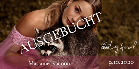 """Shooting Special """"Madame Racoon"""" Tickets"""
