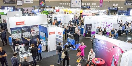 IoT Tech Expo Europe Virtual 2020 tickets