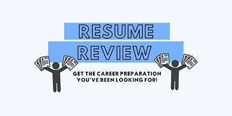 Career Preparation | Resume Review tickets