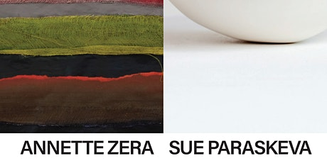 Annette Zera and Sue Paraskeva Exhibition at Stour Space tickets