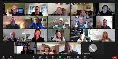 Swap The Biz Virtual Business Networking, Development & Networking tickets