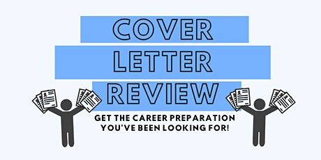 Career Preparation | Cover Letter Review tickets