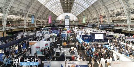 IoT Tech Expo Global 2021 tickets