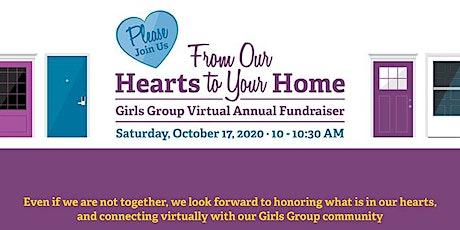 2020 Girls Group Virtual Annual Fundraiser tickets