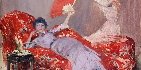 Art Double Acts: Giants of the Gilded Age: John Singer Sargent & Whistler tickets