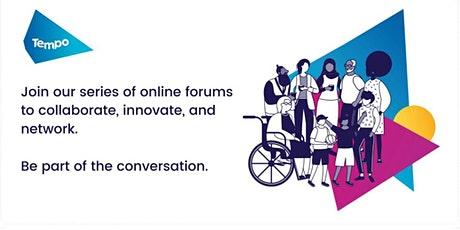 Online Forum: Supporting Older People Services Online Forum ,Covid 19 tickets
