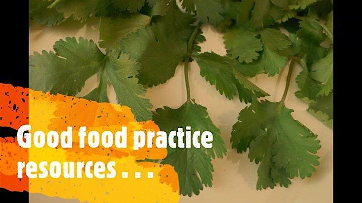 360⁰ Food (Teach Food at KS3) On-Line training room image