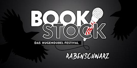 BOOKSTOCK: Rabenschwarz Tickets