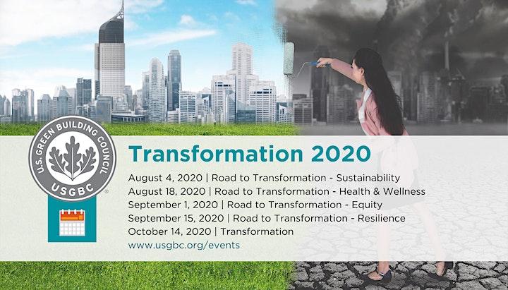 Transformation 2020 - USGBC Wisconsin image