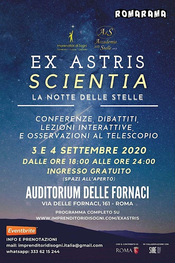 Immagine Ex Astris, Scientia - Il Cosmo del Mito