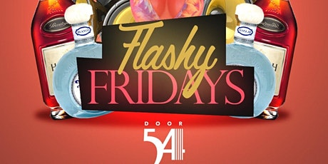 Flashy Fridays tickets