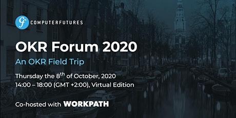 OKR Forum Amsterdam tickets