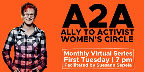 A2A: Ally to Activist Women's Circle tickets