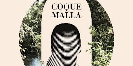 Coque Malla en El Bosque Sonoro / Mozota entradas