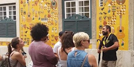 Free Tour Original de Lisboa con Degustaciones Grátis (Diario - 10:30H) bilhetes
