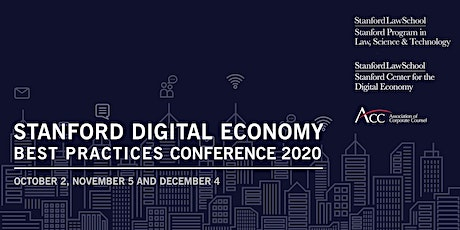 Stanford Digital Economy Best Practices Conference tickets