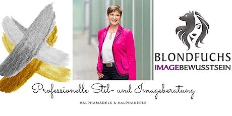 Stil & Image – erfolgreich präsentiert - für Bewerber Tickets