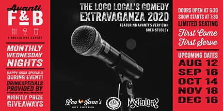 Loco Locals Comedy Extravaganza tickets
