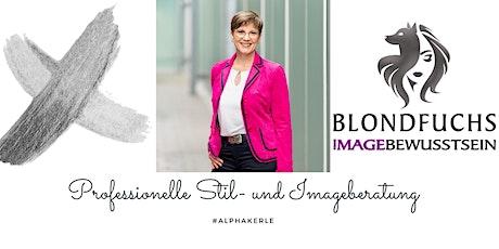 Stil & Image – erfolgreich präsentiert - alphakerle© Tickets