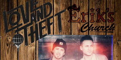 An intimate evening with Love and Theft acoustic duo with Reid Nichols! tickets