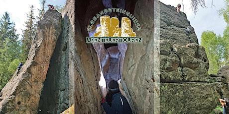 Kletter-Abenteuertour Tickets