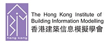 The Hong Kong Institute of Building Information Modelling (HKIBIM)  logo