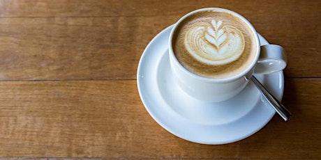 The Coffee Club  @  Shanti Cafe: Latte Art tickets