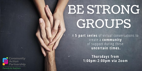 Be Strong Groups tickets