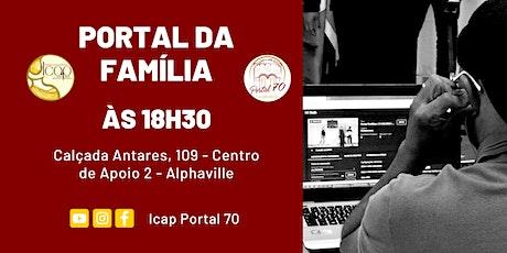 Culto Portal da Família (Noite) tickets