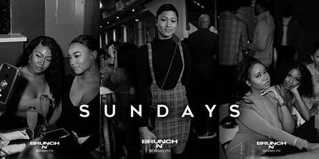 #BrunchNBrooklyn Sunday Brunch & Day Party (11AM - 10PM) entradas