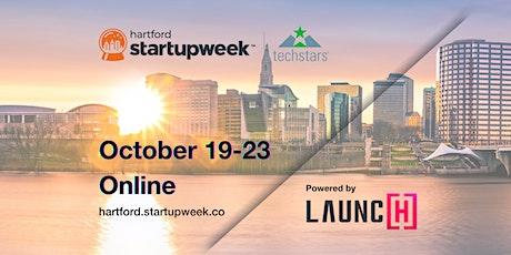 Techstars Startup Week Online tickets