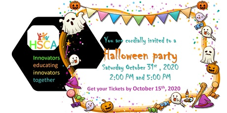 Halloween Party 2020 Ages 6-12 - 5pm tickets