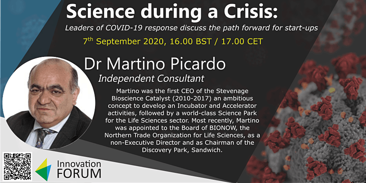 Science during a Crisis image